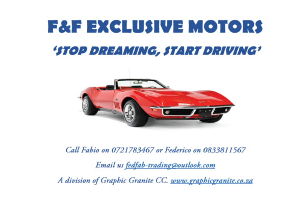 F&F Exclusive Motors
